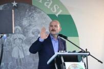 SAKARYA VALİSİ - İçişleri Bakanı Soylu, Abhaz Şurasına Katıldı