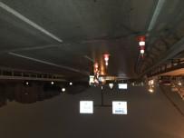 İL KONGRESİ - İstanbul'da Bazı Yollar Trafiğe Kapatıldı