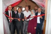Karaisalı Halk Eğitimi Merkezi'nde Yıl Sonu Sergisi Açıldı