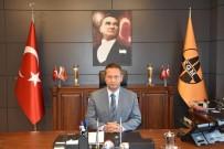 KARAYOLLARı GENEL MÜDÜRLÜĞÜ - Kars Karayolları Bölge Müdürü Değişti