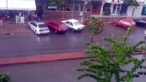Kırşehir'de Dolu Yağışı Hayatı Olumsuz Etkiledi