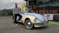 KLASİK OTOMOBİL - Klasik Otomobil Sevenler Kütahya'da Buluştu