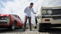KLASİK OTOMOBİL - Klasik Otomobil Tutkunları Kütahya'da Buluştu