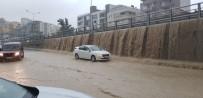 KERVANSARAY - Köprülü Kavşaklar Şelaleye Döndü