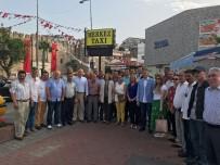 İNSAN TACİRLERİ - MHP Genel Başkan Yardımcısı Depboylu Kuşadası'nda