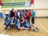 HENTBOL - Muratpaşa'nın Gençleri Namağlup Şampiyon