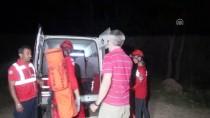 KAYAKÖY - Ormanlık Alanda Kaybolan Hollandalı Turisti AKUT Ekibi Buldu