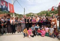 KOOPERATİFÇİLİK - Sancaklı'da 'Bal Köy' Coşkusu