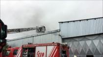 MIMARSINAN - Silivri'de Depo Yangını