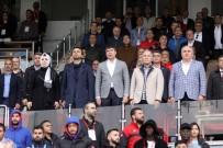 AHMET OĞUZ - Spor Toto Süper Lig Açıklaması Gençlerbirliği Açıklaması 0 - Antalyaspor Açıklaması 0 (İlk Yarı)