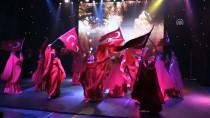 TAKASBANK - Tarihin Dönüm Noktalarını Dans Tiyatrosuyla Anlattılar