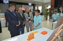 ÇANAKKALE ŞEHITLERI - Tatvan'da 'Üç Boyutlu Teknoloji Ve Tasarım' Sergisi Açıldı