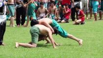 ALI KURT - Türkiye Kısa Şalvar Güreş Şampiyonası