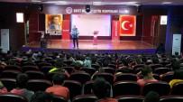 MEHMET ÇETIN - Uşak Üniversitesi Öğrencileri 'Bilinçli Nesil Güzel Gelecek' Adlı Bir Takım Etkinlik Düzenledi