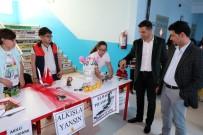 FATIH YıLMAZ - Yozgat Çözüm Koleji Yıl Sonu Sergisi Beğeni Topladı