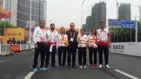 EKVADOR - Yürüyüşte Bir İlk Açıklaması Dünya Kupası Podyumu