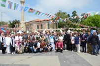 MEHMET CEYLAN - 15 Ülkeden Gelen Öğrenciler Tekirdağ'da Kaynaştı