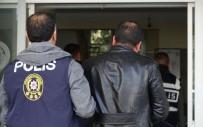 TABUR KOMUTANLIĞI - 6 FETÖ Şüphelisi Yunanistan Sınırında Yakalandı