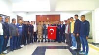 Afrin'e Giden Erganili Güvenlik Korucuları Geri Döndü