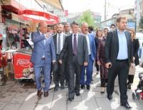 KAYHAN TÜRKMENOĞLU - AK Parti Aday Adaylarından Esnaf Ziyareti
