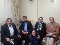 AHMET KURT - Ak Parti Palandöken İlçe Teşkilatı Kapı Kapı Seyyar Sandığı Anlattı