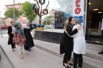 KARABAĞ - Aksaray'da İş Kadını Sayısı Artıyor