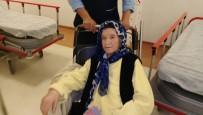 ALZHEİMER HASTASI - Alzheimer Hastası Kayıp Kadın Bulundu