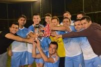 AÇIK CEZAEVİ - Anamur'da Kurumlararası Futbol Turnuvası Sona Erdi