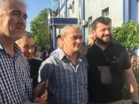 TUTUKLULUK SÜRESİ - Anayasal Düzeni Yıkma Girişiminden Yargılanan Özbek Gazeteci Serbest Bırakıldı