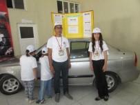 MEHMET CAN - Araçta Kilitli Kalan Çocukları Kurtarmak İçin Proje