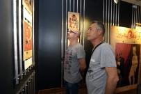 OSMANLıCA - Atatürk Karikatürleri Görücüye Çıktı