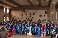 ŞENOL TURAN - Atatürk Üniversitesi Oltu Meslek Yüksek Okulu 24. Dönem Mezunlarını Verdi