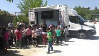 İBN-İ SİNA - Aydın'da Mobil Eğitim Aracı Okulları Ziyaret Ediyor