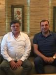 KERVANSARAY - Aytekin, Kulübe Destek İçin İş Adamlarını Ziyaret Ediyor