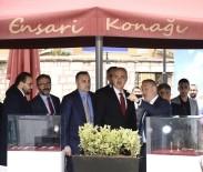 RAYLI SİSTEM - Bakan Kurtulmuş  Eyüp Sultan Tarihi Merkez Yönetimi (ESTAM) Projesi'nin Tanıtım Toplantısına Katıldı