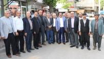 Başkan Atilla Eğilli Vatandaşlarla Bir Araya Geldi