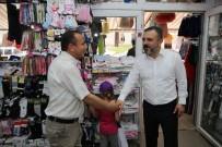 BUHARA - Başkan Ercan Seçim Çalışmalarına Devam Ediyor