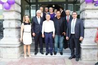ÖĞRENCILIK - Başkan Karabağ'dan Hafta Sonu Mesaisi
