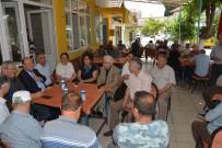 MESUT ÖZAKCAN - Başkan Özakcan, Kuyulu Ve Şevketiye Mahallelerini Ziyaret Etti