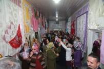 Baskil'de Kadınların El Emekleri Sergilendi
