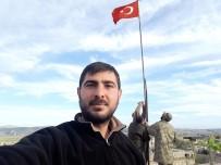 Bayburt'tan Gönderilen Bayrak Afrin'de Dalgalandı