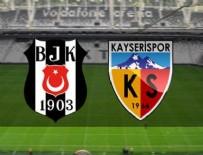TALİSCA - Beşiktaş haftayı 3 puanla kapattı