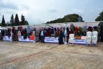 Biga'da El Emeği Ürünler Sergide
