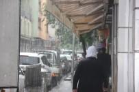 Bingöl'de Sağanak Yağış Etkili Oldu
