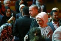 CEMAL REŞİT REY - Cumhurbaşkanı Erdoğan'dan Eşi Emine Erdoğan'a Zeytin Dalı Jesti