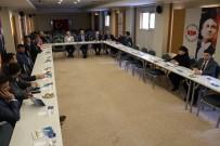 Defne İşleme Ve Paketleme Tesisi Ön Fizibilite Toplantısı Yapıldı