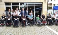 AKÜLÜ SANDALYE - Elektrikli Tekerlekli Sandalyelerin Sahipleri Kura İle Belli Oldu