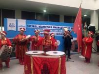 AHMET HAŞIM BALTACı - Engelli Mehter Takımından 'Engelsiz' Performans