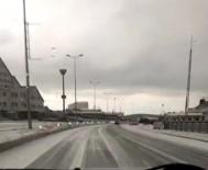 KAR YAĞıŞı - Erciyes'e Mayıs Ayında Kar Yağdı