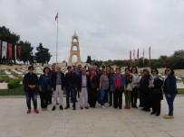ÇANAKKALE ŞEHİTLİĞİ - Ereğli Belediyesinden Emeklilere Çanakkale Gezisi